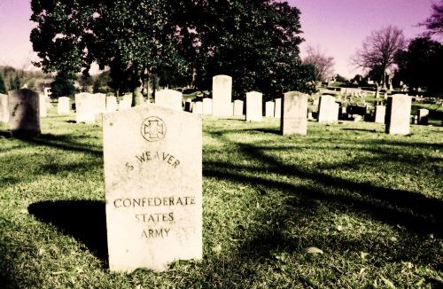 oakland cemetery confederate