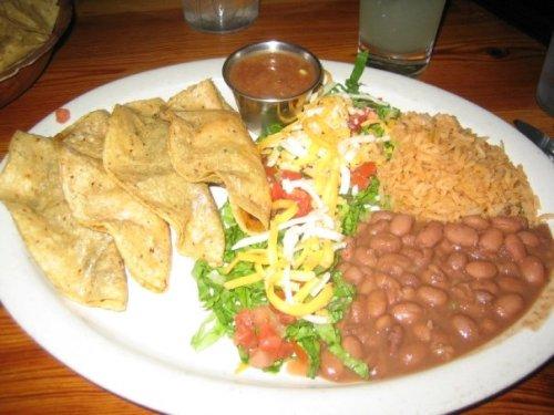 avila's fried tacos